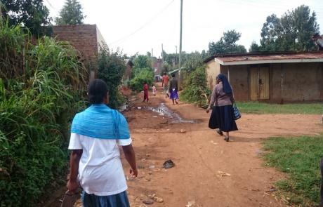 Road to Kipsongo